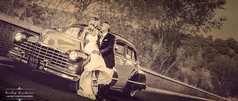 Cadillac Dali 1946. Alquiler para bodas y eventos