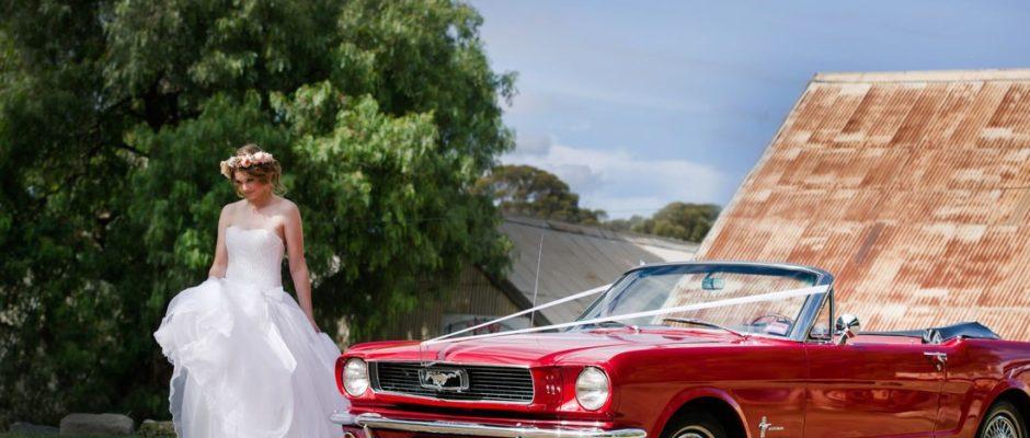 Alquiler de coches clásicos para bodas