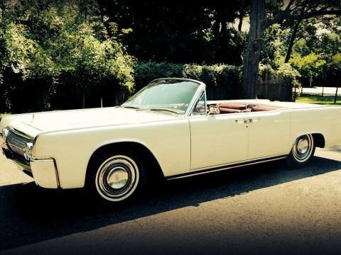 Lincoln contental 1965.1