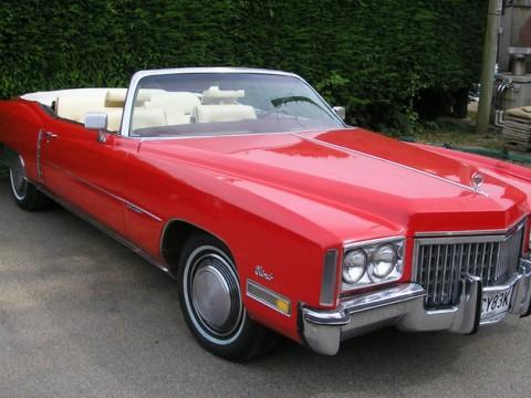 cadillac eldorado 1971 convertible5