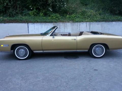 Alquiler Cadillac para boda