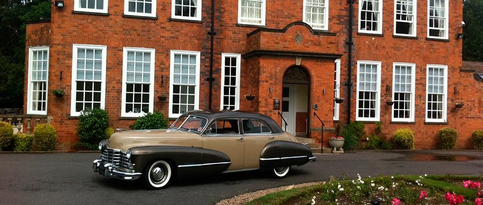 Alquiler de coches clásicos para rodajes de cine, TV y publicidad