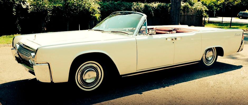 Alquiler de coches vintage americanos clásicos