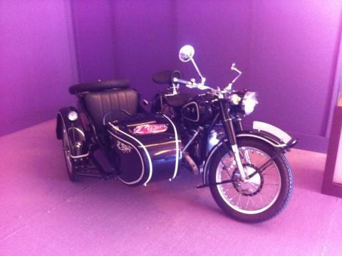BMW SIDECAR