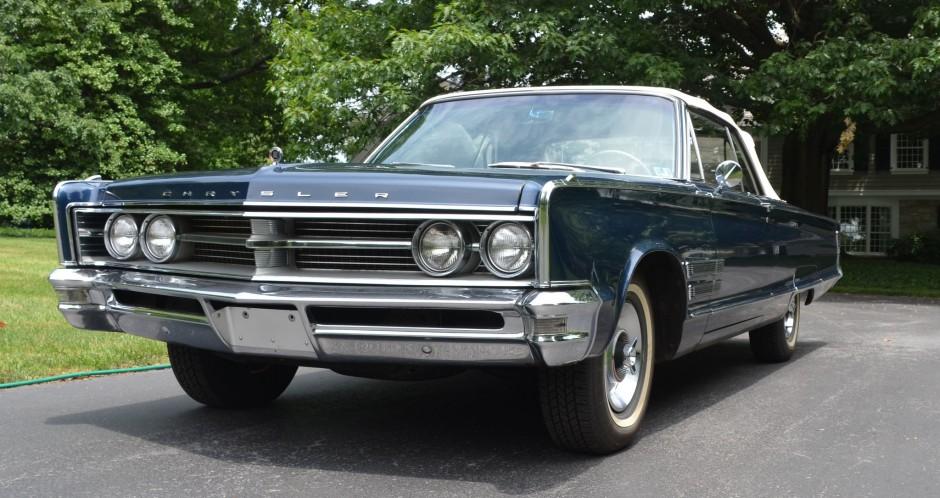 Chrysler 300 1966 Vintage Cars Vintage Cars